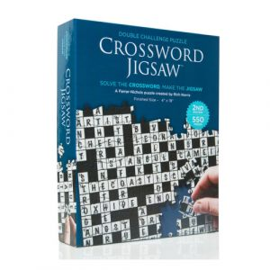 Crossword Jigsaw puzzle 2nd ed