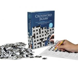 Crossword Jigsaw puzzle solving