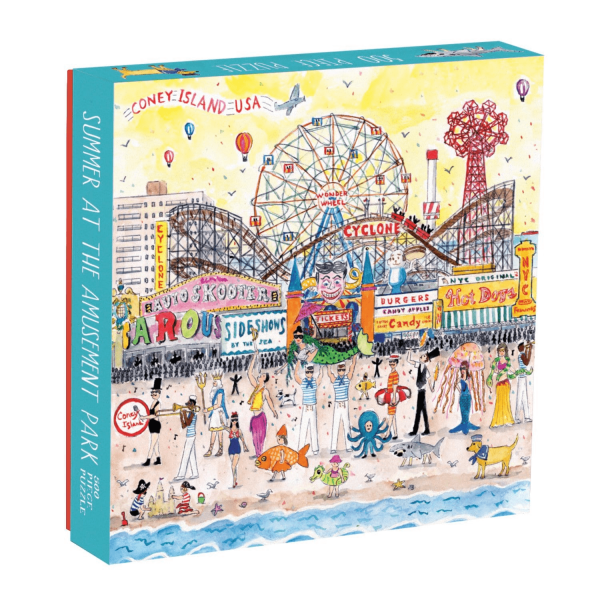 Summer Amusement Park puzzle