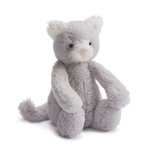 Grey Kitty Jellycat