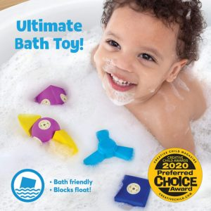 Blockaroo bath toy