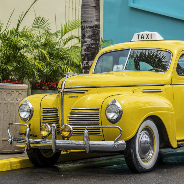 Zen Yellow Taxicab puzzle