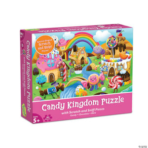 Candy Kingdom puzzle